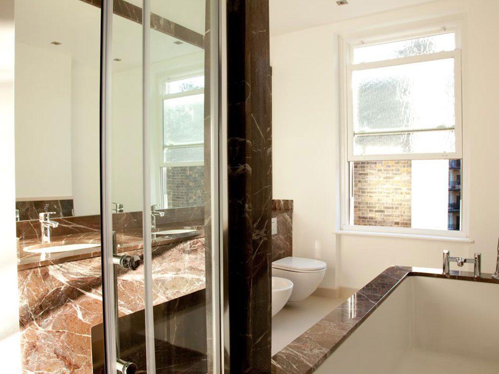 Simple Bathrooms Hounslow bathrooms - asper marble